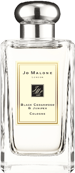 Black Cedarwood & Juniper Cologne